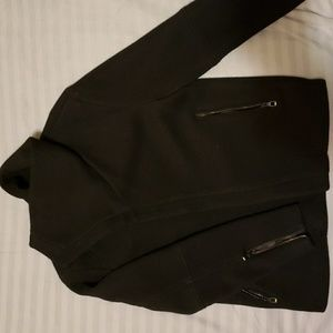 Zara Black wool jacket
